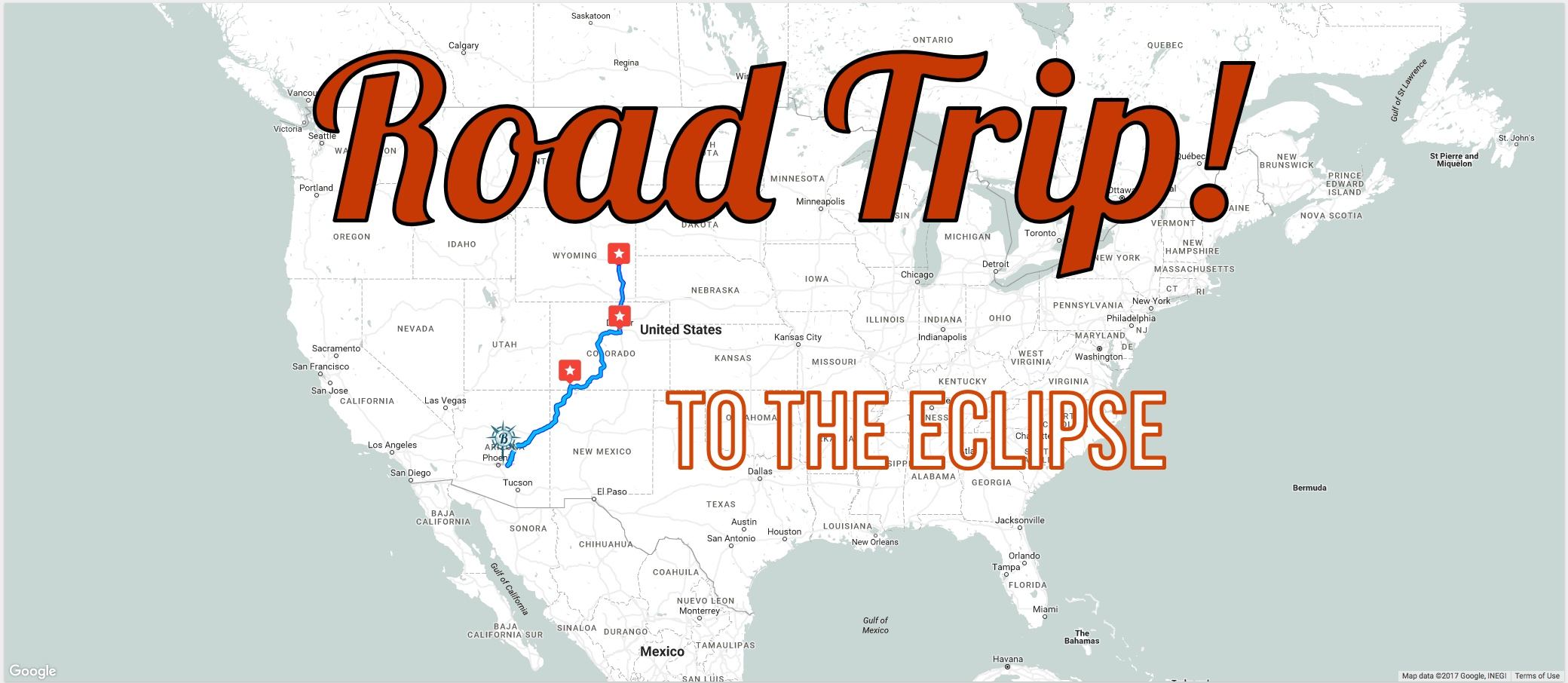 Solar Reflections: Our experience traveling to see the solar eclipse