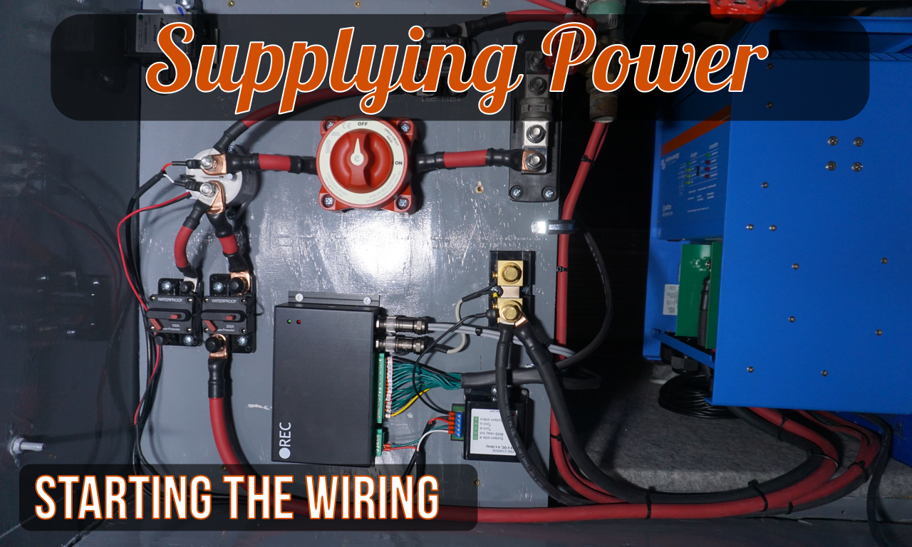 Stupendous A Hackers Take On Rv House Batteries Part 7 Supply Side Wiring Wiring Cloud Usnesfoxcilixyz