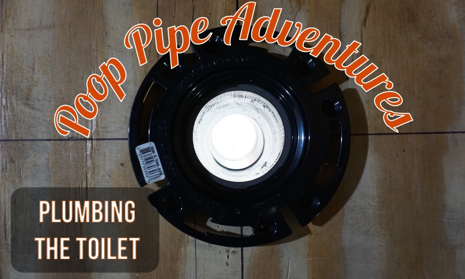 Poop Pipe Adventures: Plumbing the Toilet