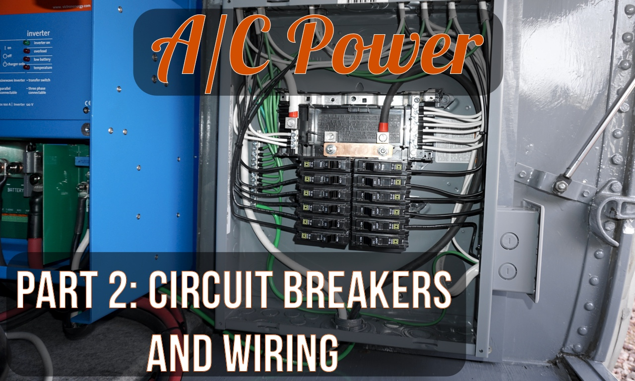 A/C Power: Part 2- Wiring the Circuits