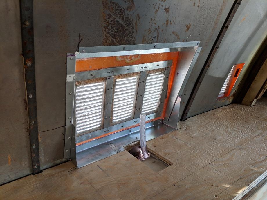 Installing a Window A/C Unit (but not in a window