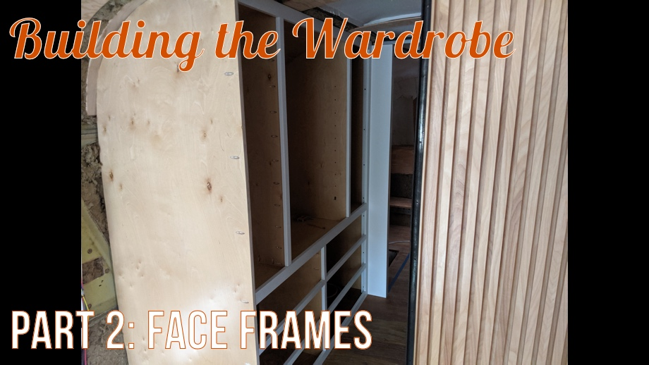 The Wardrobe - Part 2: Misadventures in Painting