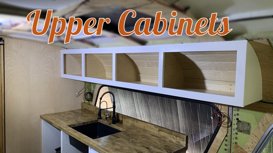 Building the Upper Cabinets